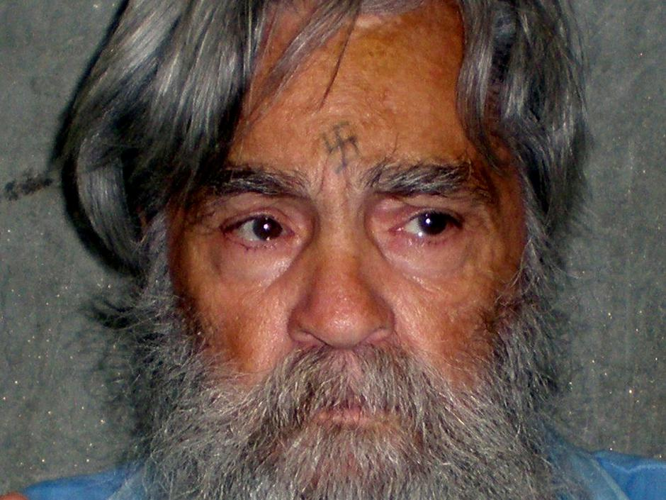 FILE PHOTO - Handout photo of convicted murderer Charles Manson | Autor: HANDOUT