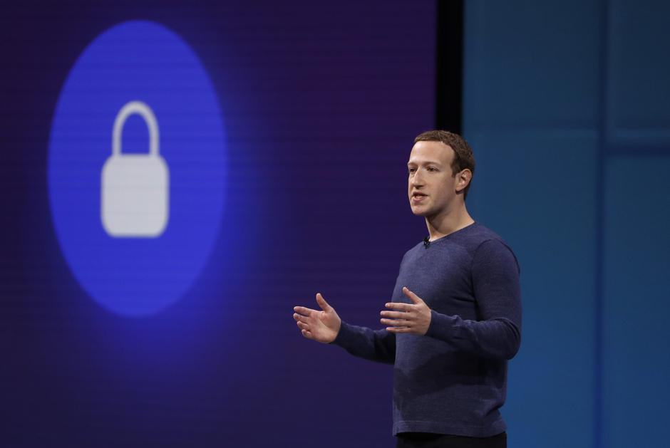 Facebook CEO Mark Zuckerberg speaks at Facebook Inc's annual F8 developers conference in San Jose | Autor: STEPHEN LAM