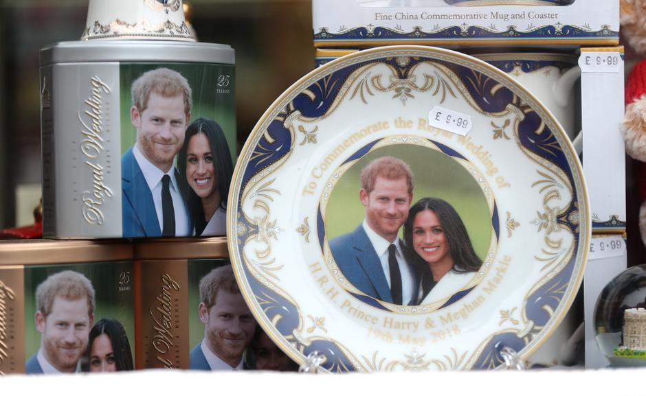 Royal Wedding preparations | Autor: Andrew Matthews/Press Association/PIXSELL