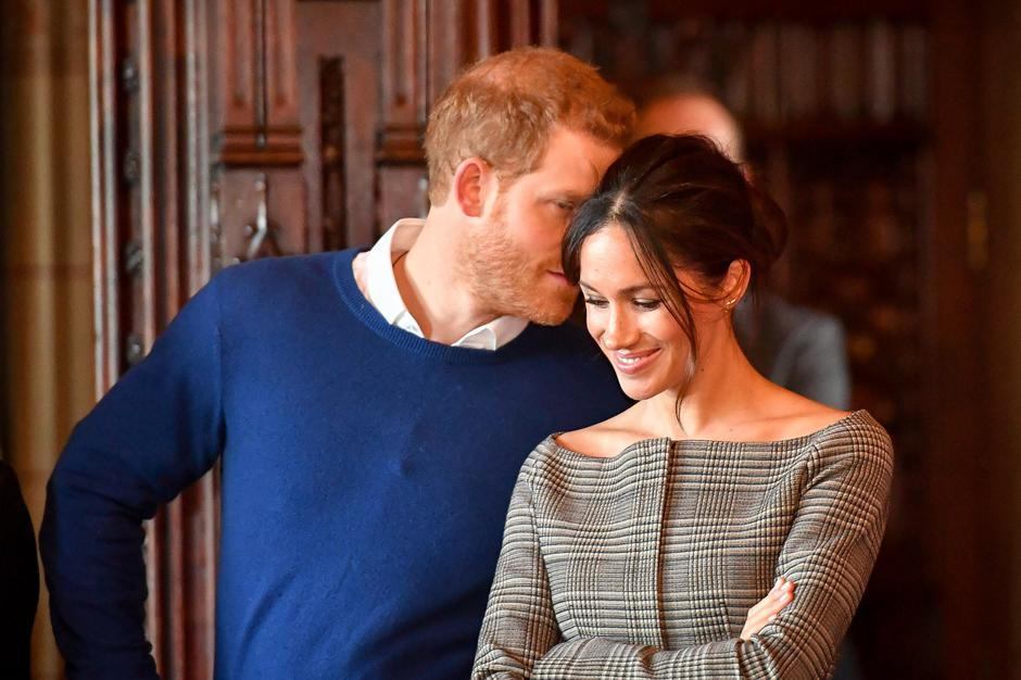 Harry and Meghan's top 10 most romantic moments | Autor: Ben Birchall/Press Association/PIXSELL