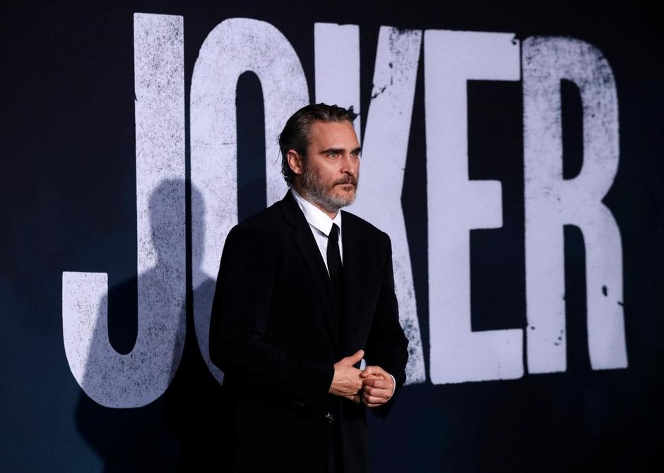 "Premiere for the film ""Joker"" in Los Angeles 