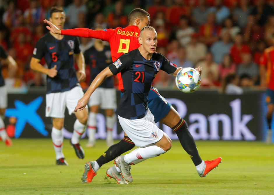 UEFA Nations League - League A - Group 4 - Spain v Croatia | Autor: HEINO KALIS